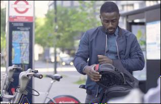 e-scooter helmet