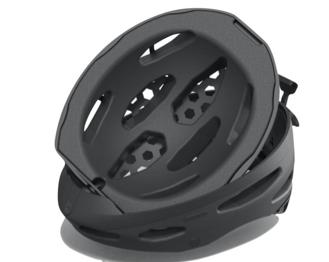Foldable Helmet 1